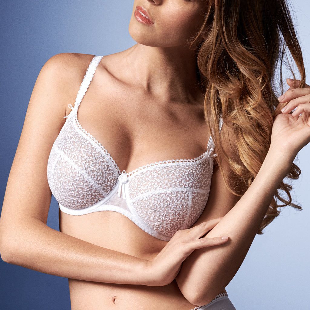 Kate Low Necked Balcony Bra Cup D-G