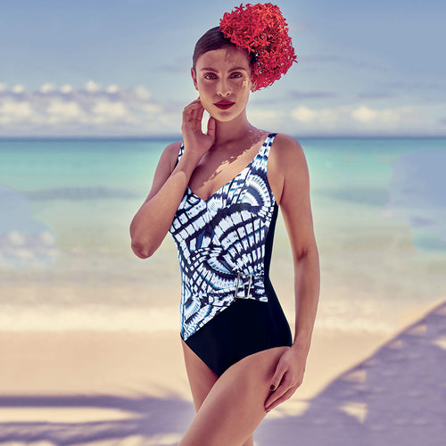 Elea Asymmetrical Swimsuit