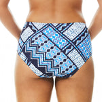 Moontide Tokyo High Waisted Bikini Bottom #M7111TK | SHEEN UNCOVERED