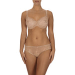 Melody full cup bra, Nude