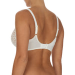 Melody full cup bra, Ivory