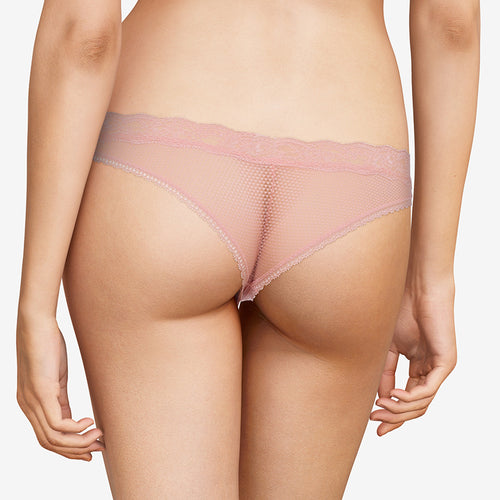 Brooklyn Tutu Pink Thong