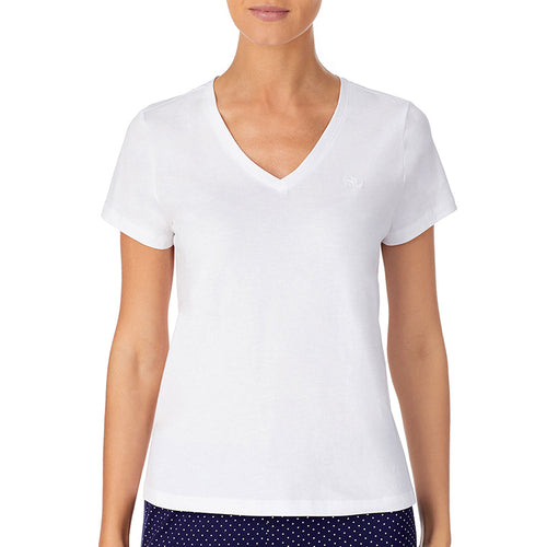 Core Soft Jersey V-Neck T-Shirt