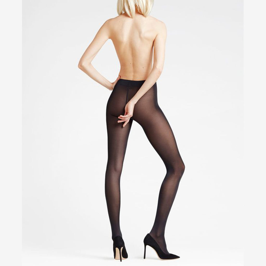 Falke Seidenglatt tights 40 denier 40440 | SHEEN UNCOVERED, black