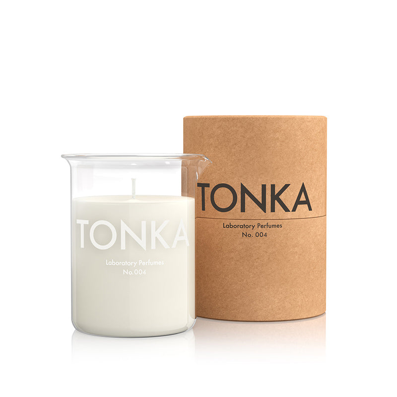 Tonka Scented Candle 200g