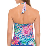 Profile by Gottex Songbird tankini top X8511B88 | SHEEN UNCOVERED