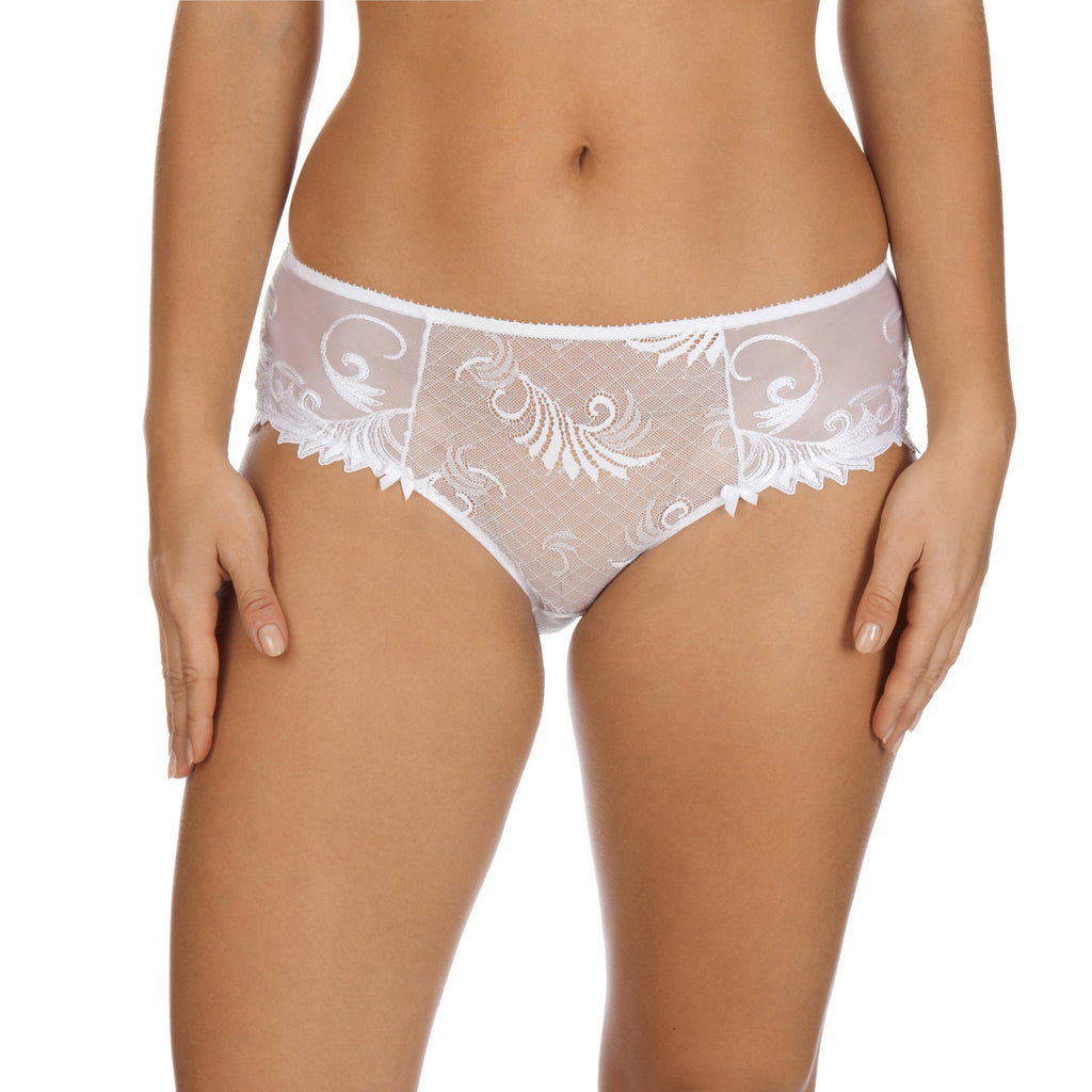 Thalia short, White