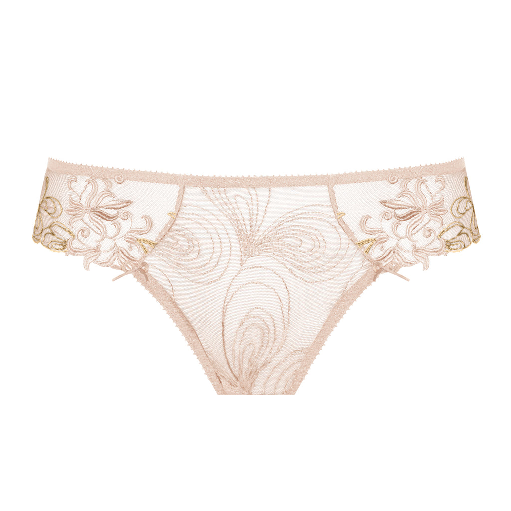 Empreinte Tosca thong Satin | SHEEN UNCOVERED