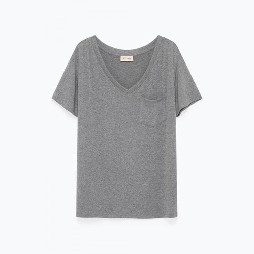 Vetington Short Sleeve T-Shirt Grey VET38C | SHEEN UNCOVERED