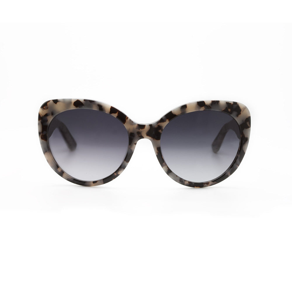 Amara Cateye sunglasses Grey Tortoiseshell