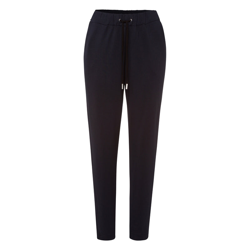 Hanro Balance Leisure Trousers | SHEEN UNCOVERED, Black