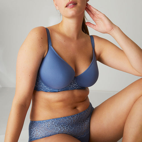 Caresse Dusk 3D Spacer T-Shirt Bra