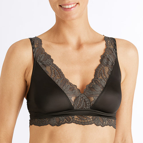 Hanro Lynn Soft Cup Bra 072739 | SHEEN UNCOVERED