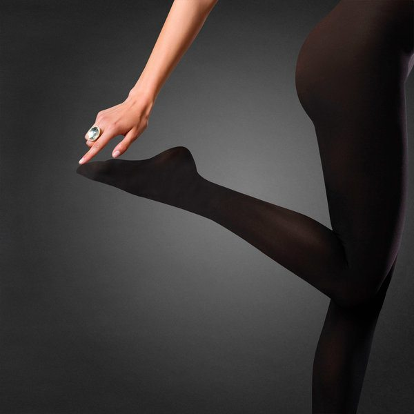 de474cfb57c Falke pure matte tights 100 Denier Marine 40110
