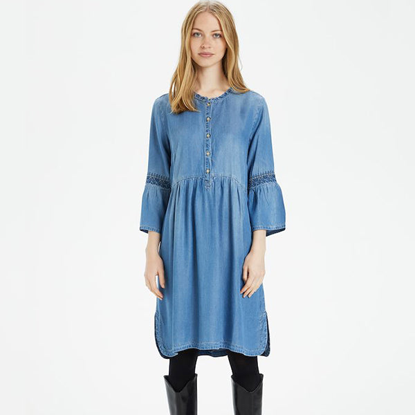 Lussa Denim Dress