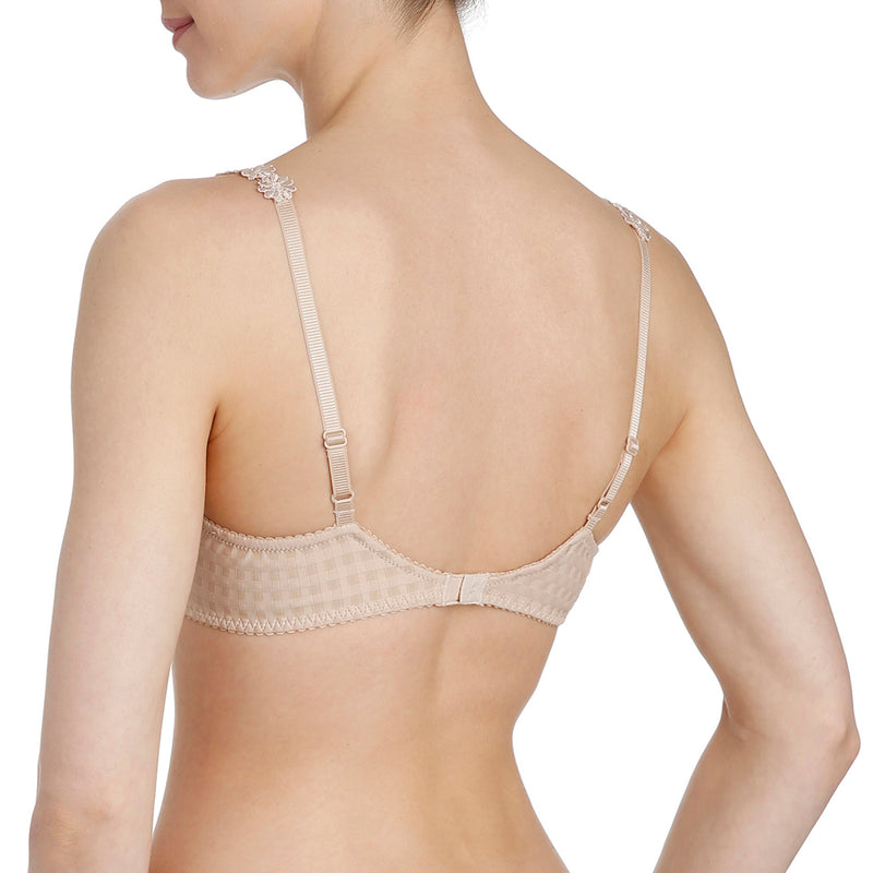 Avero push-up t-shirt bra, Nude