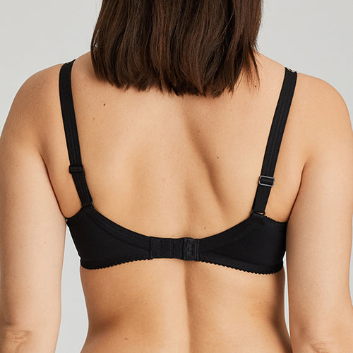 Deauville Celebration Black Full Cup D - E  Bra