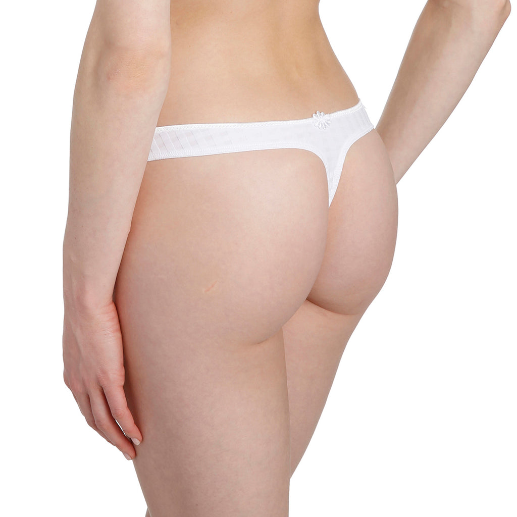 Avero thong, White