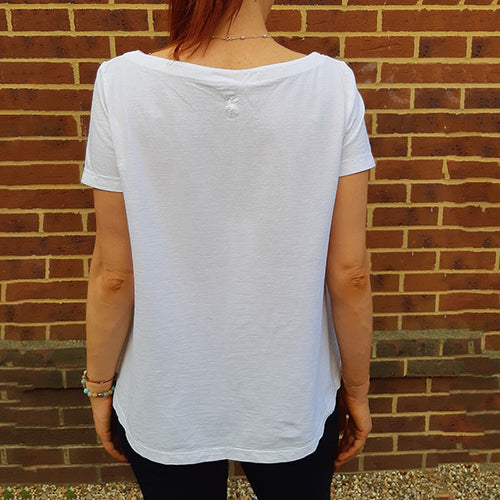 Uma Short Sleeve Top