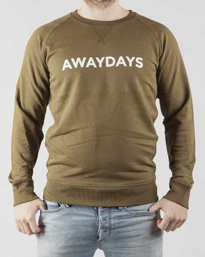 AWAYDAYS (olive green)