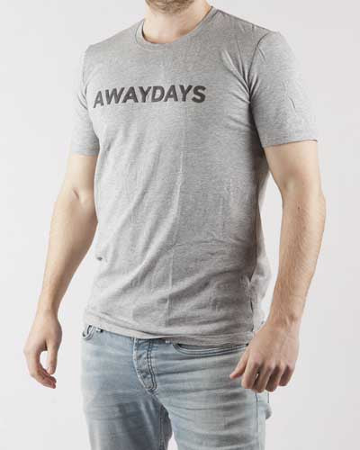 AWAYDAYS T-SHIRT (GREY)