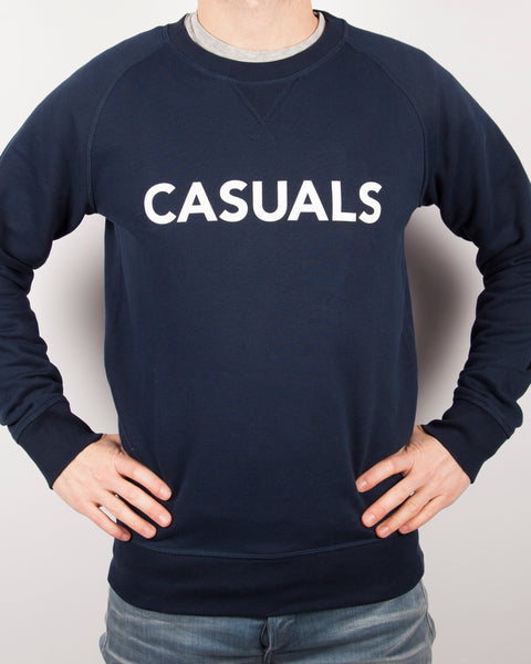 CASUALS (blue)