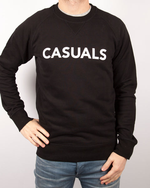 CASUALS (black)