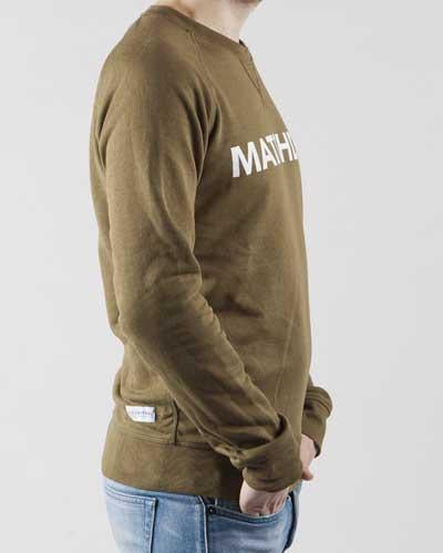 Matchday-sweater-Olive-green-Football-sweater-Duo-Central-Side