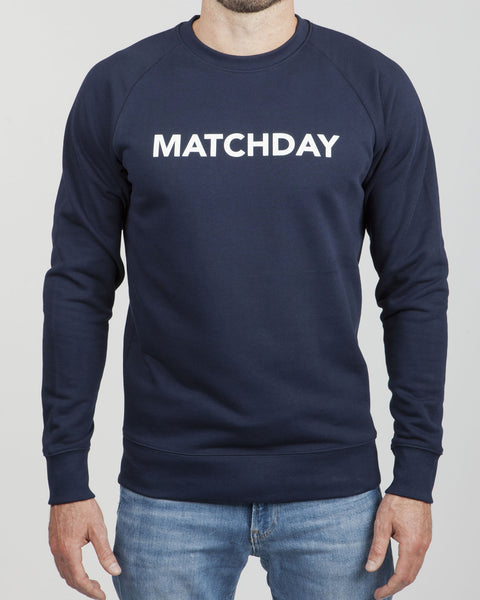 MATCHDAY SWEATER (Navy Blue)