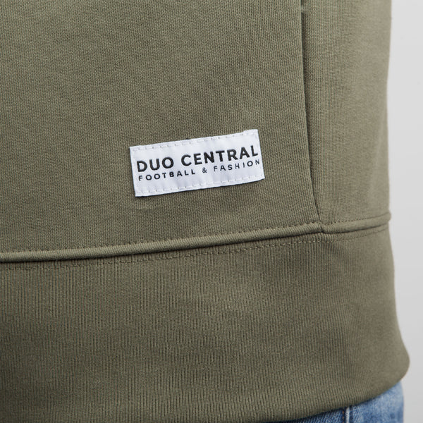 MATCHDAY SWEATER (Olive, new style)
