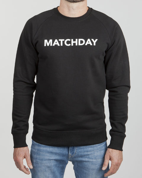MATCHDAY SWEATER (Black)