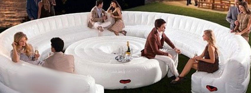 inflatable furniture blowup furniture