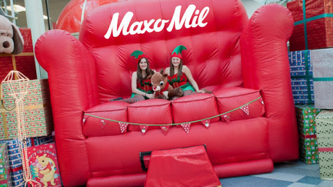 Giant Inflatable Chair - Max Leisure