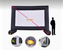 Inflatable movie screen - MaxoMil