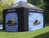 Inflatable Canopy -