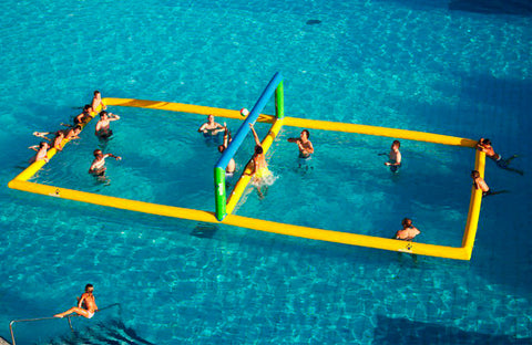 Inflatable Water Volleyball Court -