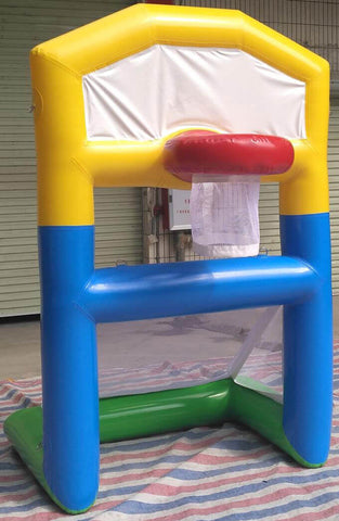 Inflatable Multi-play Goal - Max Leisure