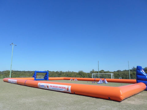 Inflatable Sports Pitch - Max Leisure