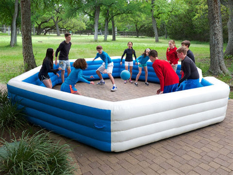 Inflatable Gaga Ball Pit - Max Leisure