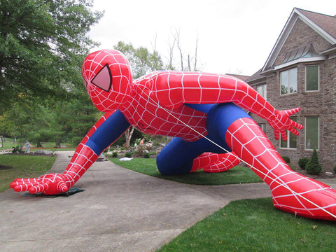 Giant Inflatable Spiderman -