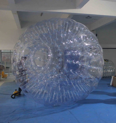 Human Hamster Ball - Max Leisure
