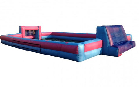 Inflatable Human Table Football - Max Leisure