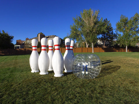Inflatable Human Bowling - Max Leisure