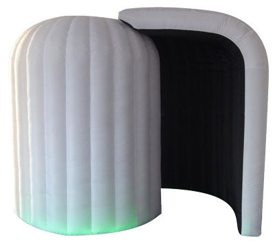 Inflatable LED Photo Igloo Booth - MaxoMil