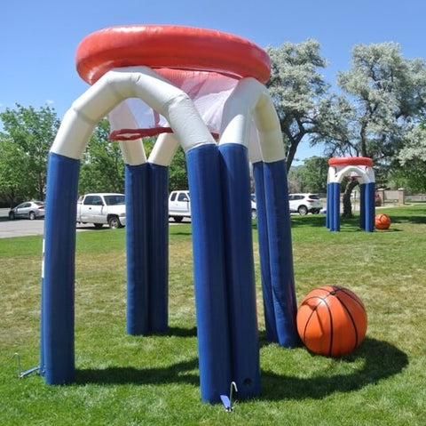 Giant Basketball Hoop