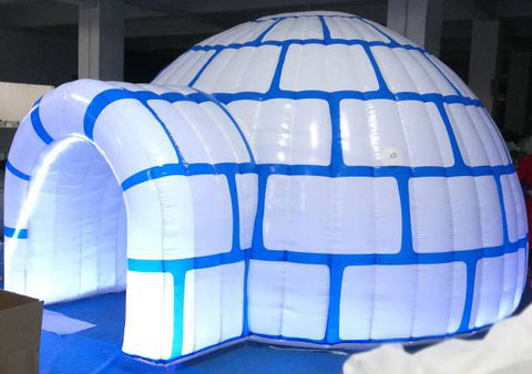Inflatable Igloo -