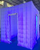 Inflatable Photo Booth Cube - MaxoMil