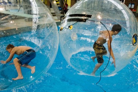 Water Walking Balls -