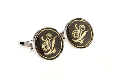 Metal Cufflinks For Men's - justwhiteshirts