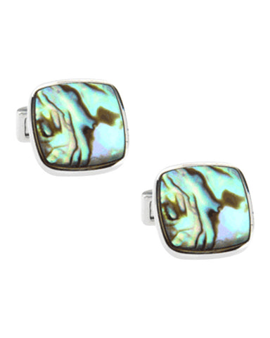 C&C Metal Royal Silver Cufflink